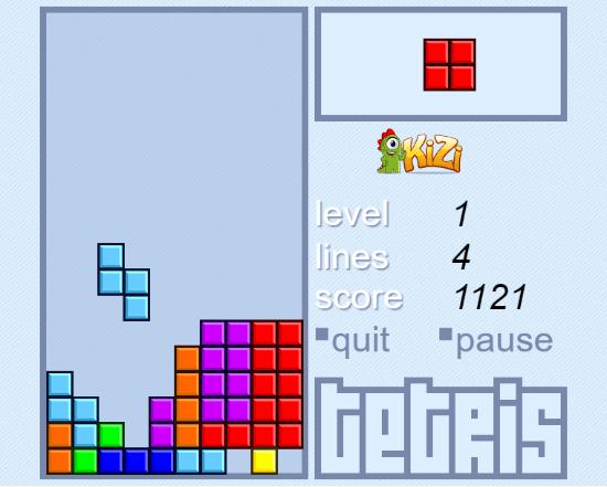 Tetris 4 3