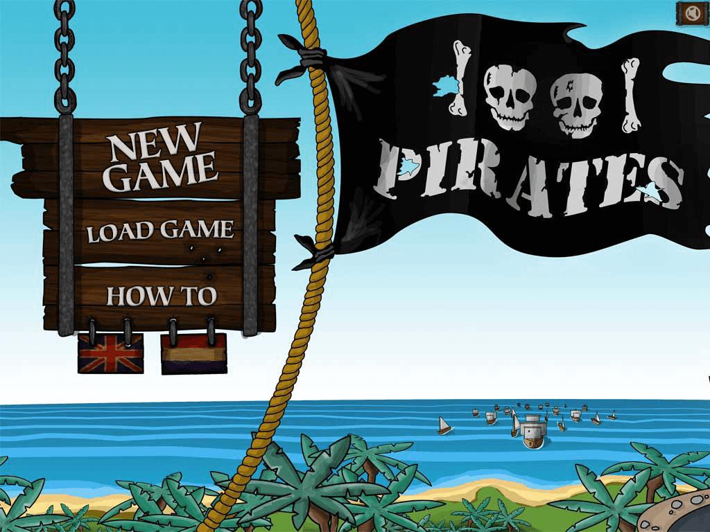 1001 Piraten