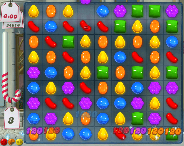Candy Crush 3
